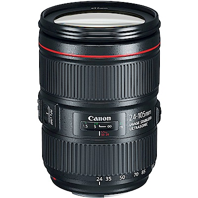 Canon EF 24-105mm F4L IS II USM 變焦鏡頭/公-拆鏡白盒