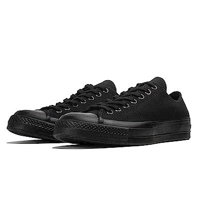 CONVERSE-女休閒鞋153878C-黑