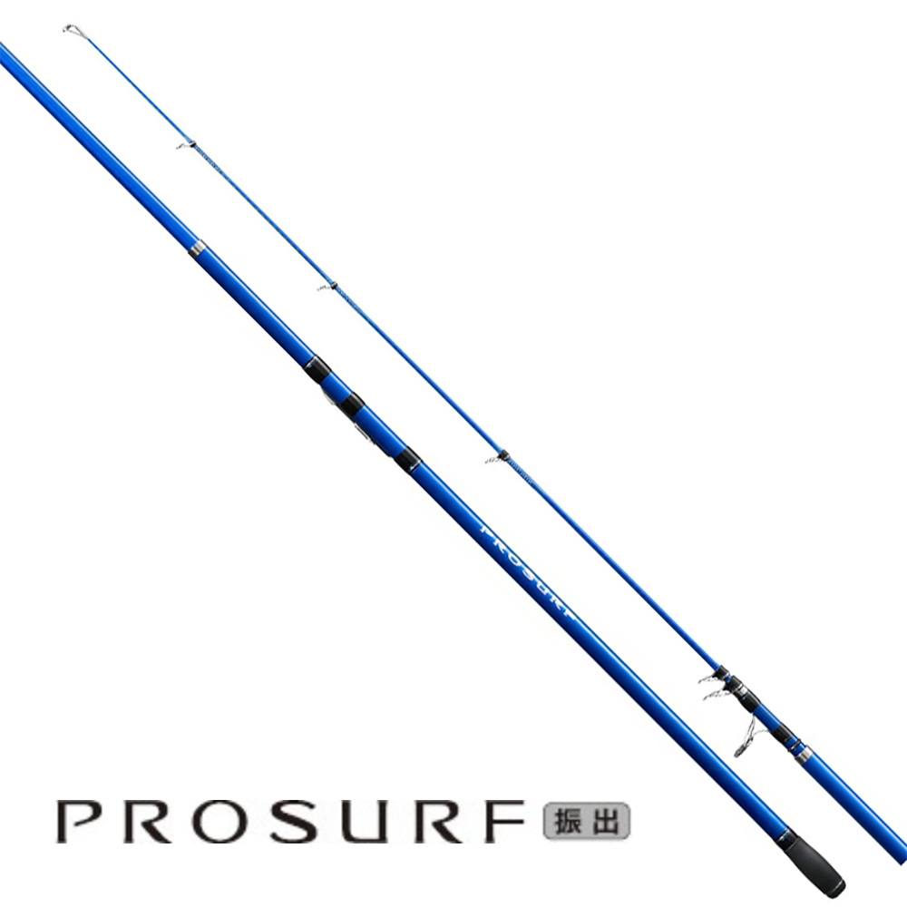 【SHIMANO】NEW PROSURF 415DXT 振出竿