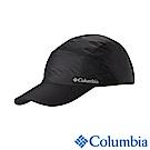 Columbia 哥倫比亞 男女-防水快排棒球帽-黑色 UCU91390BK