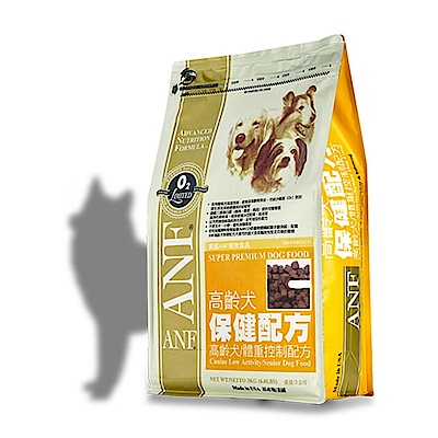 ANF愛恩富 老犬保健配方 小顆粒 15KG