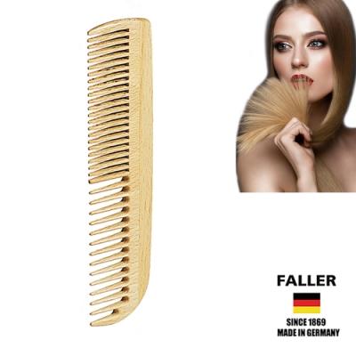 FALLER芙樂德國製雙齒寬梳 FSC優質木材兩種梳齒(一入)