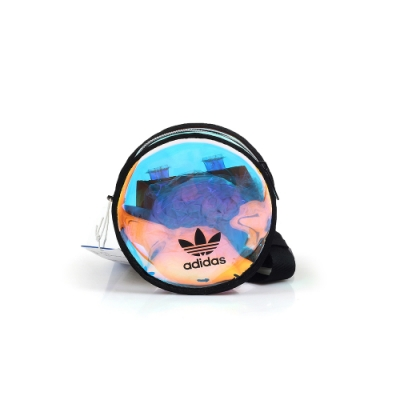 愛迪達 ADIDAS ROUND WAIST BAG 圓形腰包 炫彩 FM3262