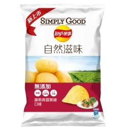 SIMPLY GOOD 樂事羅勒青醬嫩雞口