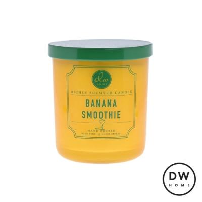 DW HOME 美國香氛 經典系列 香蕉樂園 附蓋晶透玻璃罐 283g