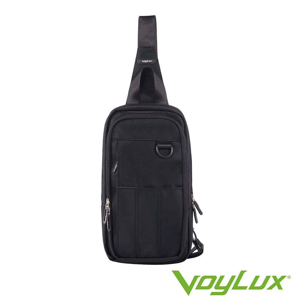 VoyLux 伯勒仕-城市快捷系列單肩包黑色-3684504