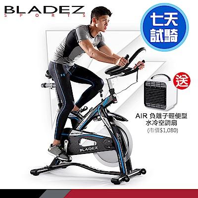 台灣製2年保固【BLADEZ】951-SPIKE雙合金磁控飛輪車(ASBK)