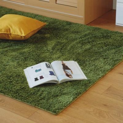 完美主義 素色簡約長方形地毯/止滑地毯-140X190CM(3色)