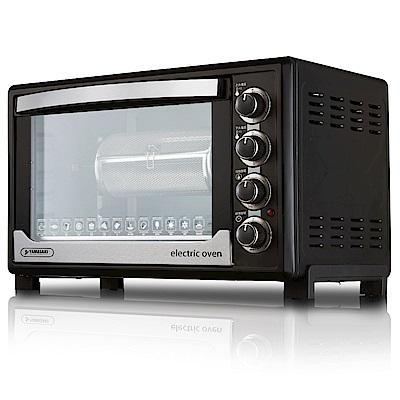 YAMASAKI山崎45L三溫控烘焙專用型電烤箱SK-4580RHS