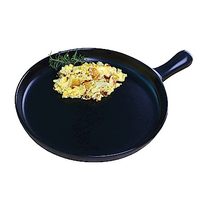【五福窯】MIT 微笑標章 易潔 陶瓷煎盤 (206)