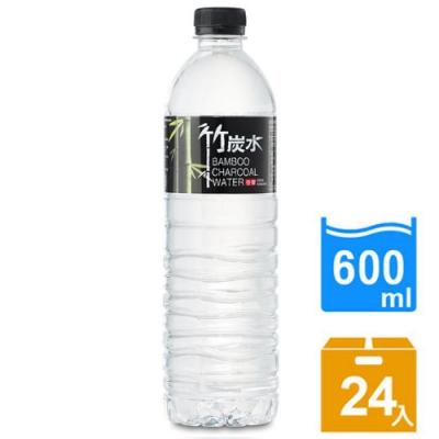 奇寶 竹炭水600ml(24瓶x2箱)