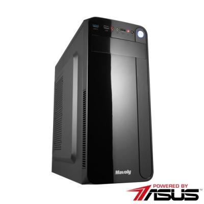華碩H310平台[月光謀士]i3-9100F/8G/GTX1650S/480G_SSD