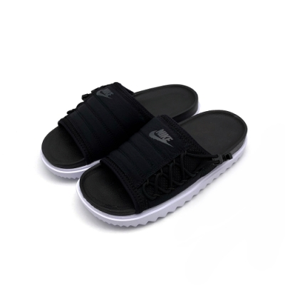 NIKE WMNS ASUNA SLIDE 男女拖鞋-黑-CI8799003
