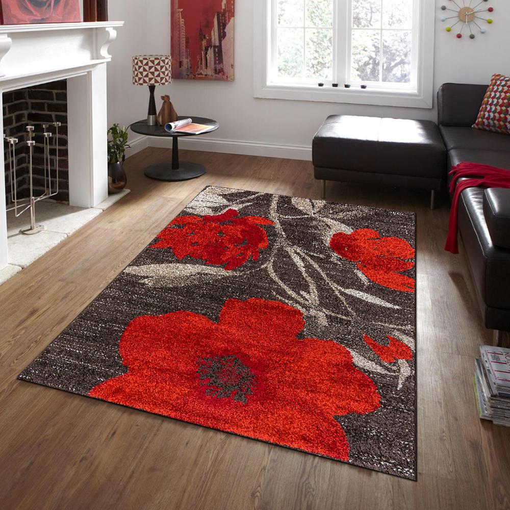 Ambience 比利時Blossom現代地毯-嫣紅(160x230cm)