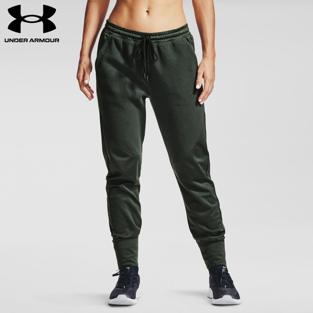 【UNDER ARMOUR】女 Recover Fleece長褲