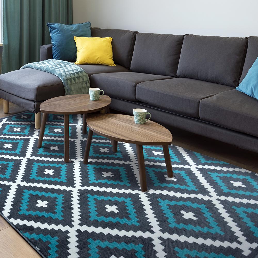 Ambience 比利時Shiraz 時尚地毯-矩陣 160x230cm