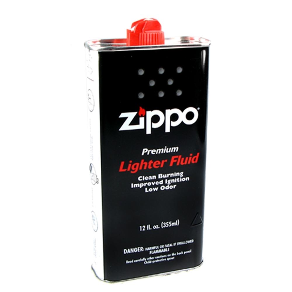 ZIPPO 正廠打火機專用補充油~大罐裝(355ml)(懷爐也可用)