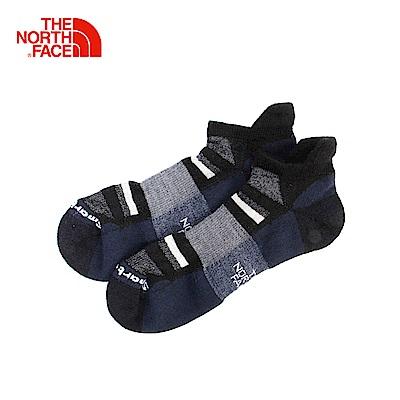 The North Face北面黑色舒適戶外通用低筒襪