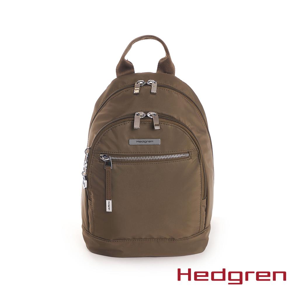 【Hedgren】綠休閒後背包 - HAUR 07