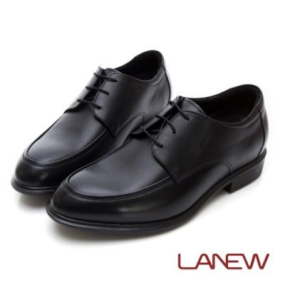 LA NEW NEW MAN 內增高紳士鞋(男224030630)