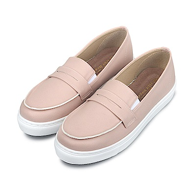 BuyGlasses 優雅LADY專屬懶人鞋-粉