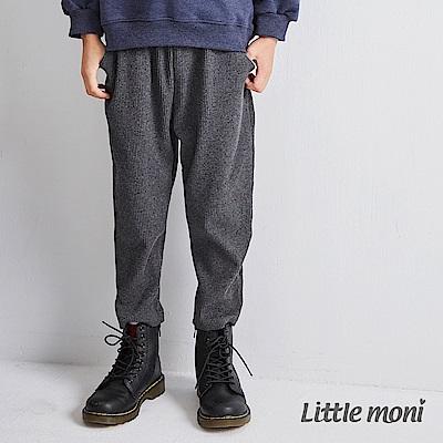 Little moni 羅紋針織哈倫褲(共2色)