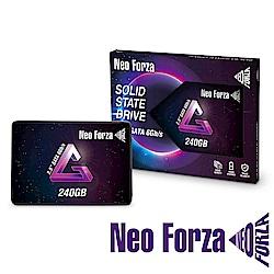Neoforza 凌航 NFS01 240GB 2.5吋SATAIII  SSD固態硬碟
