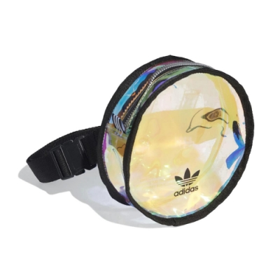 adidas 腰包 Round Waist Bag 斜背包 男女款