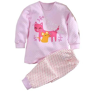 三層棉厚保暖居家套裝 k60932 魔法Baby