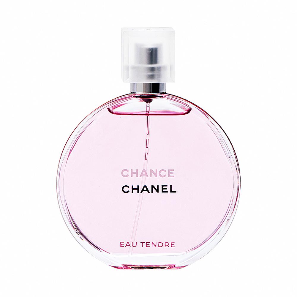 CHANEL 香奈兒 CHANCE香水 粉紅甜蜜版 淡香水 50ml