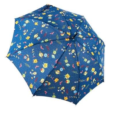 RAINSTORY怪獸PARTY(藍)抗UV自動開直骨傘