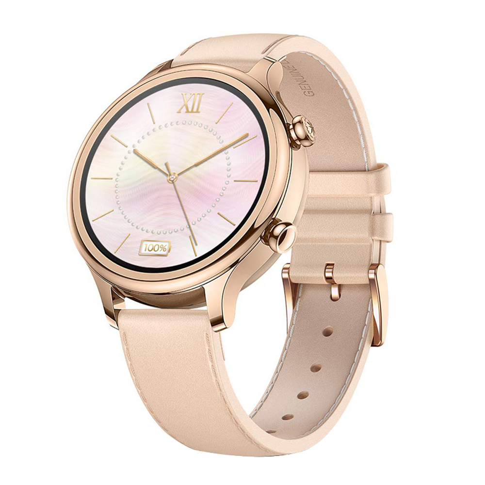 TicWatch C2 SmartWatch 智慧手錶-莫蘭迪粉