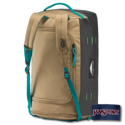 JANSPORT Good Vibes Hauler 45 系列後背包-奶茶色