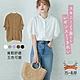 悠美學-日系簡約甜美立領純色造型上衣-3色(M-XL) product thumbnail 1