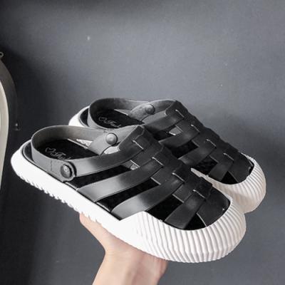 KEITH-WILL時尚鞋館 獨家價明星款運動涼鞋-黑