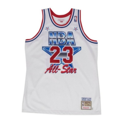M&N Authentic球員版復古球衣 All-Star Game 1991 #23 Michael Jordan