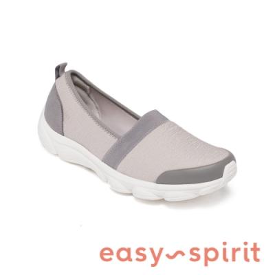 Easy Spirit-seREELFUNN2 輕量彈性織布百搭休閒鞋-灰色
