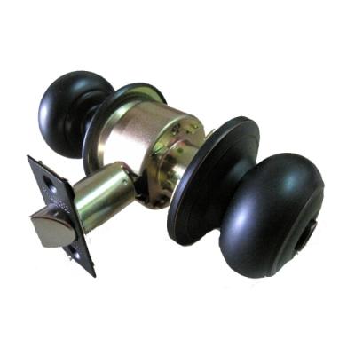 加安牌 CGX700型 附三支扁平鎖匙 60mm 古紅銅 喇叭鎖 客廳鎖 辦公室鎖 臥室鎖