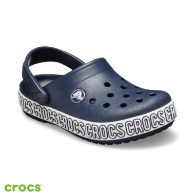 Crocs 卡駱馳 (童鞋) 經典LOGO小卡駱班 205992-462