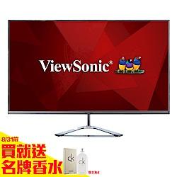 ViewSonic VX3276-MHD 32型 IPS時尚無邊框電腦螢幕 內