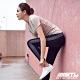 STL yoga Bra T classy 韓國 運動機能快速排汗 短袖上衣 (含專利胸墊) 經典裸膚 瑜珈/重訓/健身/路跑/登山 product thumbnail 1