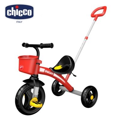 chicco-杜卡迪二合一三輪推車