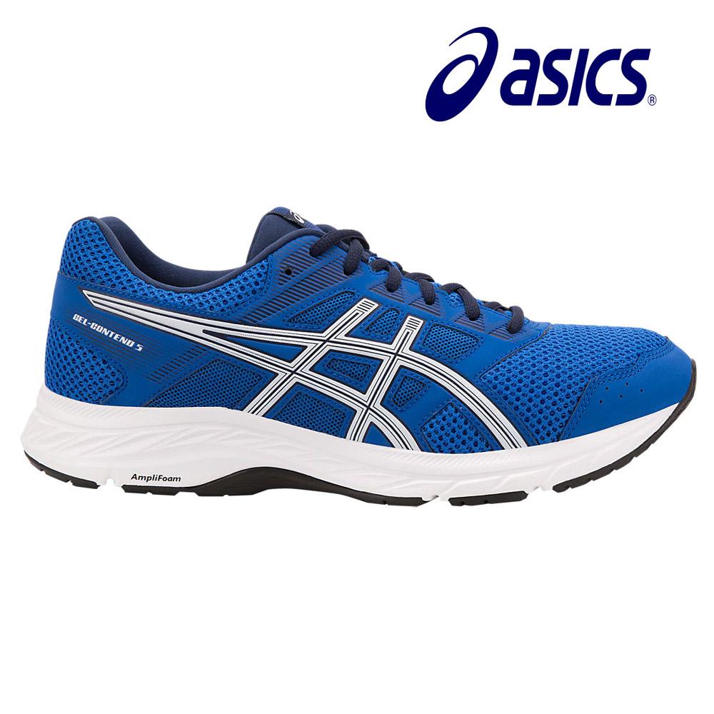 Asics GEL-CONTEND 5 男慢跑鞋 1011A256-400