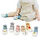 JoyNa短襪 童襪卡通鬆口立體防滑襪-5雙入