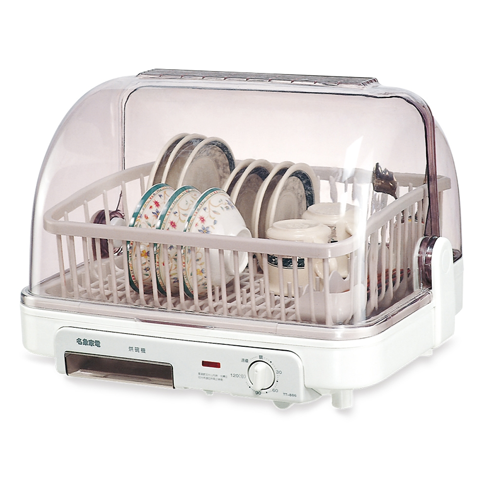名象桌上型溫風乾燥烘碗機 TT-886