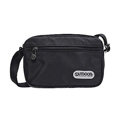 旅行配件-側背包-黑 ODS16B01BK