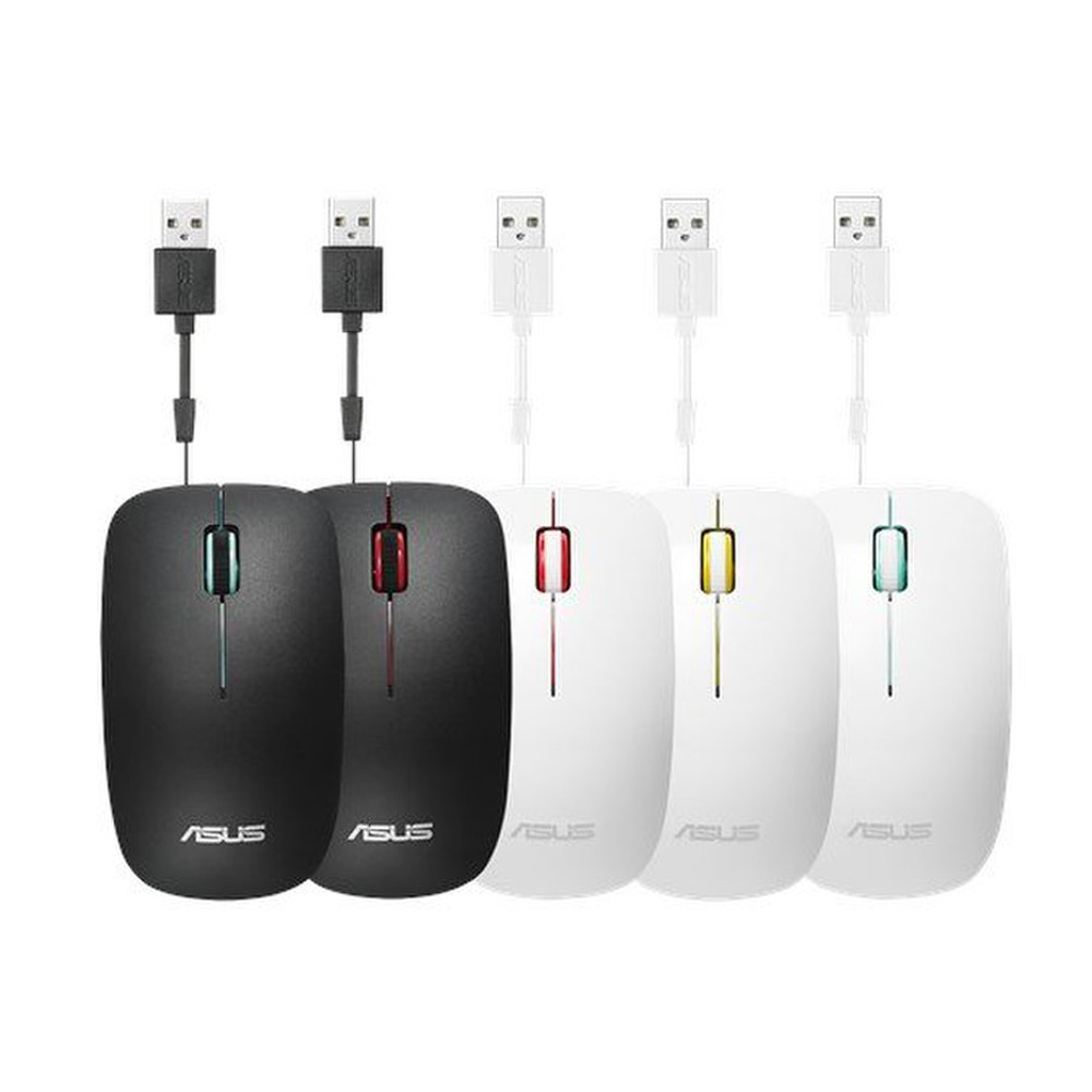 ASUS 華碩 UT300 OPTICAL MOUSE 可伸縮式滑鼠