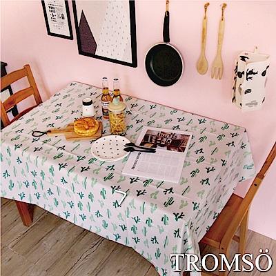 TROMSO 北歐生活抗汙防水桌布-北歐仙人掌