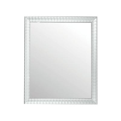 泰家 方形典雅浴室壁掛浴鏡