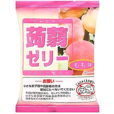 mama 濃醇蒟蒻果凍-水蜜桃風味(192g)